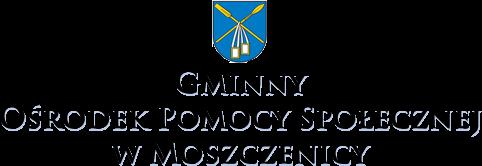 logo ośrodek pomocy społecznej w moszczenicy